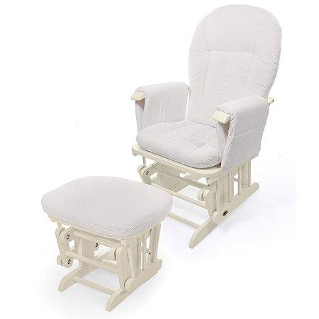 Кресло-качалка для кормления Nuovita Barcelona Слоновая кость