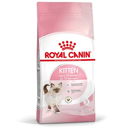 Корм сухой для котят ROYAL CANIN Kitten 1.2кг 77084