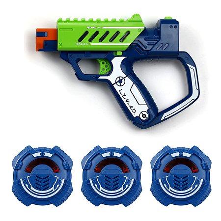 Набор оружия Silverlit одиночный Зеленый 86846-1
