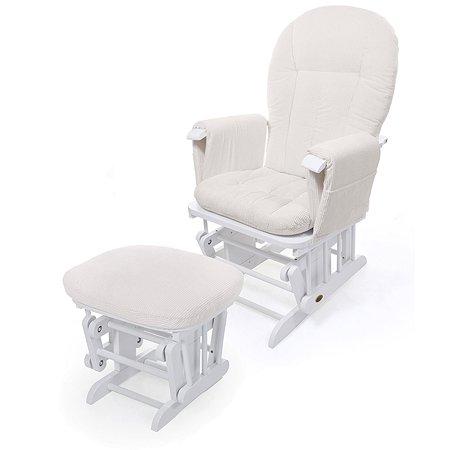 Кресло-качалка для кормления Nuovita Barcelona Белый