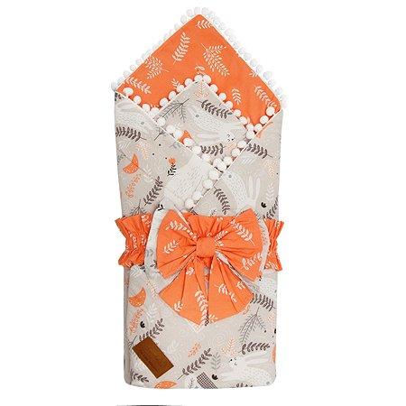Одеяло на выписку Amarobaby Bon Bon Лес AMARO-6004-Le