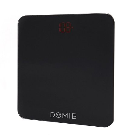 Весы электронные DOMIE с Bluetooth и цифровым дисплеем DM-01-101