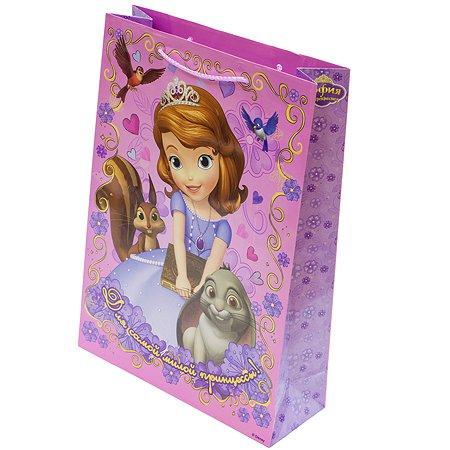 Пакет подарочный Disney Для принцессы София