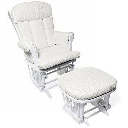 Кресло-качалка для кормления Nuovita Bertini Белый