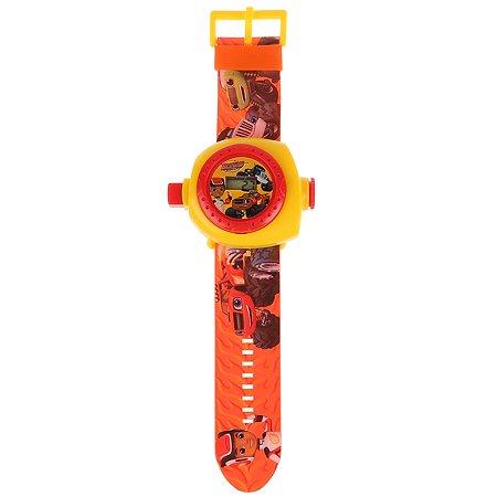 Игрушка УМка Вспыш Часы с проектором 258230