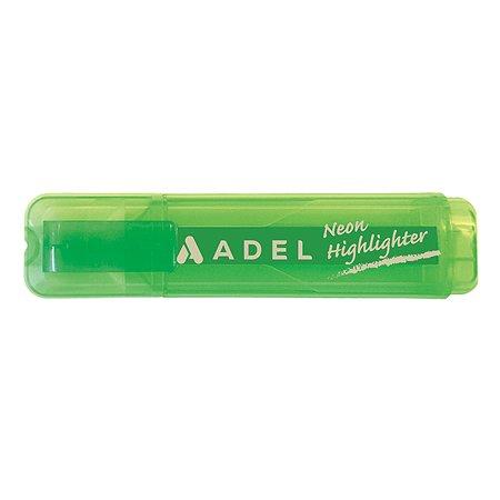 Текстовыделитель Adel Neon Зеленый 2201000024