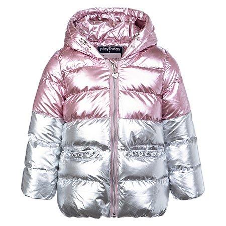 Куртка Play Today розовая