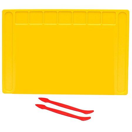 Доска для лепки Erhaft со стеками А4 ДЛ-2822