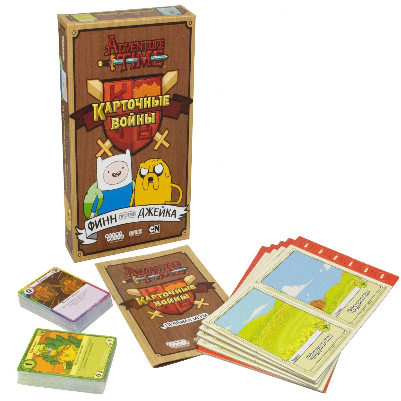 настольная игра карточные войны