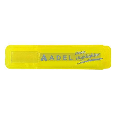 Текстовыделитель Adel Neon Желтый 2201000021