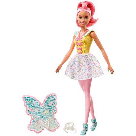Кукла Barbie Dreamtopia Фея FXT03