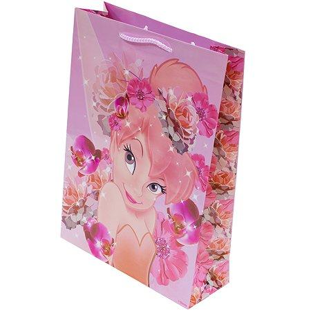 Пакет подарочный Disney Фея Динь-Динь