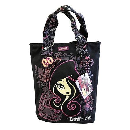 Сумка Barbie Fashion Bag EAH черная с фиолетовым