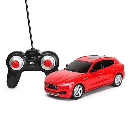 Машинка Mobicaro РУ 1:24 Maserati SUV Красная YS227211-R