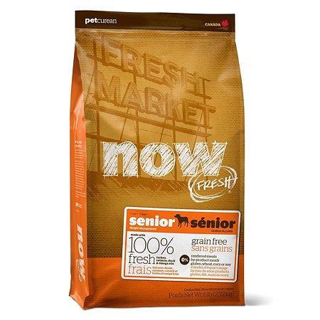Корм для собак Now Fresh беззерновой с индейкой и уткой для контроля веса сухой 11.3кг