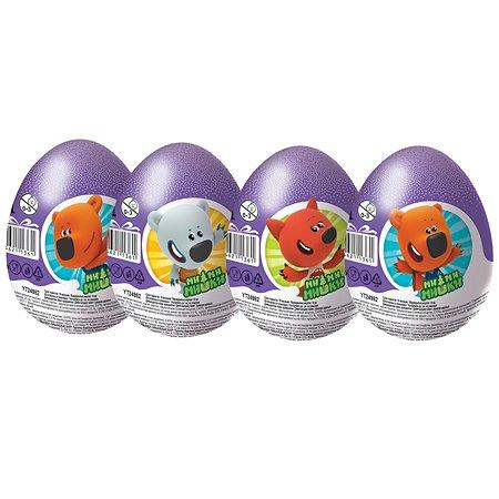 Яйцо шоколадное Конфитрейд Шоки-токи Ми-ми-мишки с игрушкой 20г с 3лет в непрозрачной упаковке (Сюрприз)