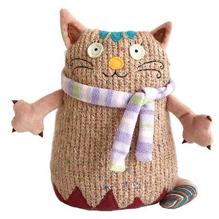 Кот Котейка Gulliver 15см. розовый
