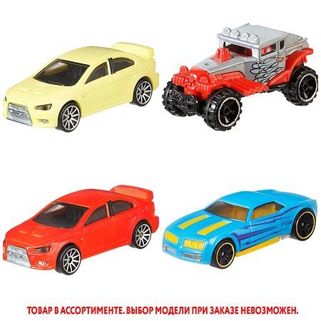 Машинки Hot Wheels меняющие цвет серия Colour Shifters 1:64 в ассортименте