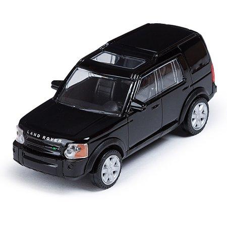 Машинка Rastar Land Rover 1:43 Чёрная