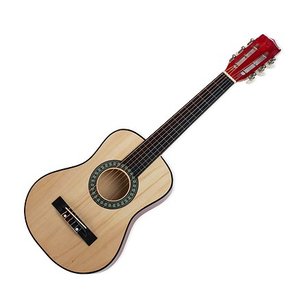 Гитара Ocie 76см Натуральное дерево