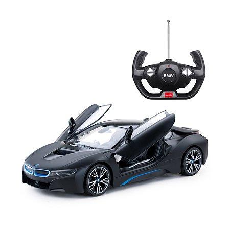Машинка на радиоуправлении Rastar BMW i8 USB 1:14 Черная