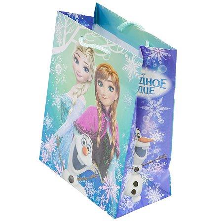 Пакет подарочный Disney Холодное сердце