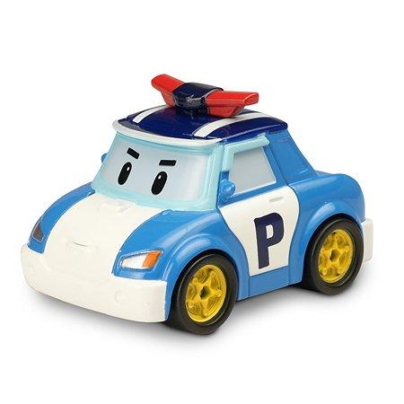 Машинка POLI Поли металлическая 6 см