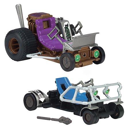 Машины Ninja Turtles(Черепашки Ниндзя) Багги патрульные Лео и Дон 94033