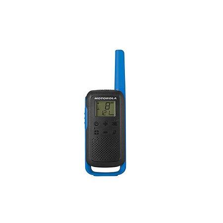 Комплект радиостанций Motorola TALKABOUT T62 2шт BLUE