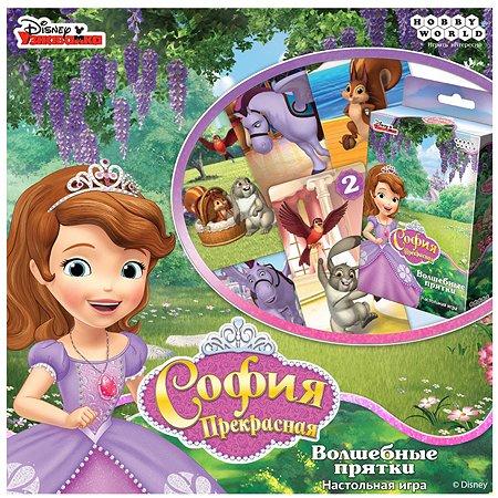 Игра настольная Hobby World София Прекрасная. Волшебные прятки