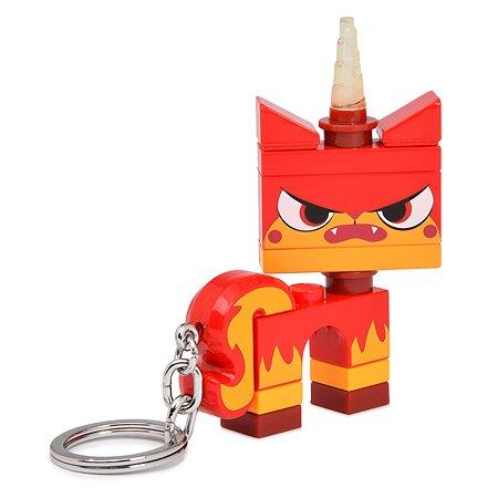 Аксессуар LEGO MOVIE - Angry Kitty Брелок-фонарик для ключей LGL-KE45A
