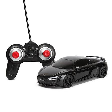 Машинка Mobicaro РУ 1:24 Audi R8 Черная YS227213-B