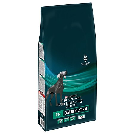 Корм для собак Purina Pro Plan Veterinary diets EN при патологии ЖКТ 12кг