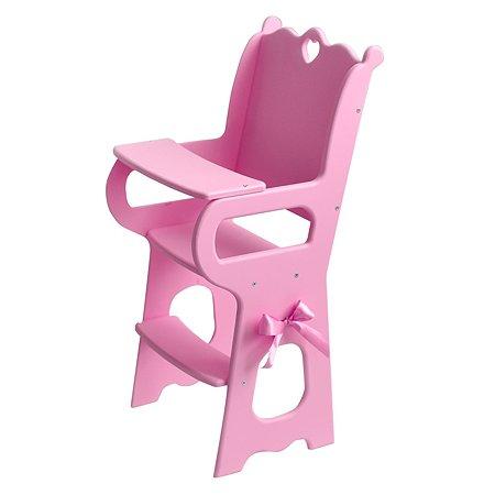 Мебель для кукол PAREMO Стульчик Розовый PFD120-57