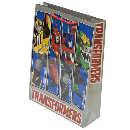 Пакет подарочный Трансформеры Transformers