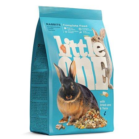 Корм для кроликов Little One 400г 99830