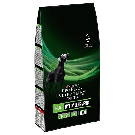 Корм для собак Purina Pro Plan Veterinary diets HA профилактика аллергии 3кг