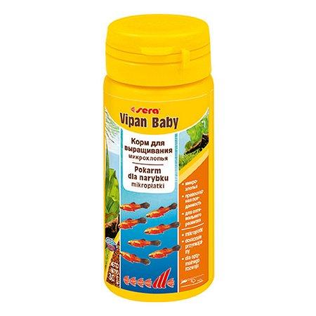 Корм для мальков Sera Vipan baby 30г