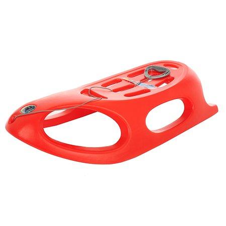 Санки-снегокат KHW Crazy Bob Красный 28001