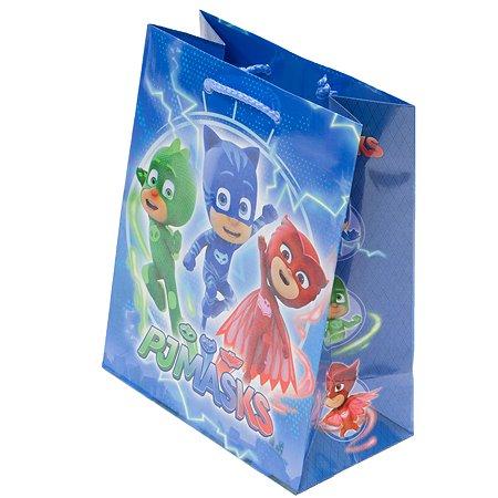 Пакет подарочный PJ masks PJMasks