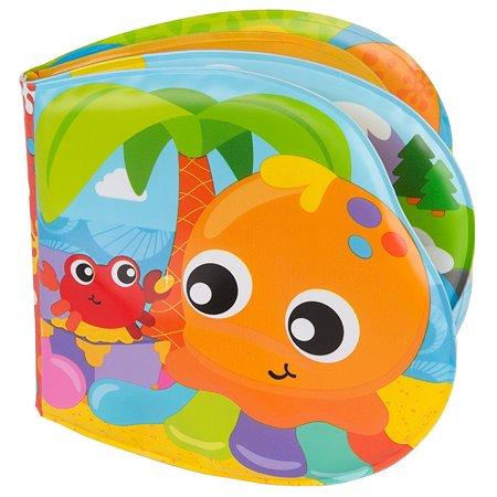 Игрушка для ванной Playgro Книжка-пищалка 0186965