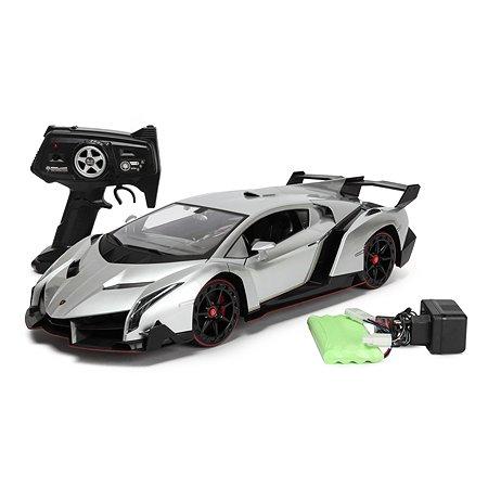 Машинка Mobicaro РУ 1:10 Lamborghini Veneno Серая YS933745-G