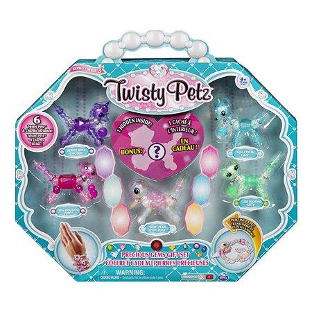 Набор для создания браслетов Twisty Petz 6фигурок-трансформеров с блестками в непрозрачной упаковке (Сюрприз) 6054476