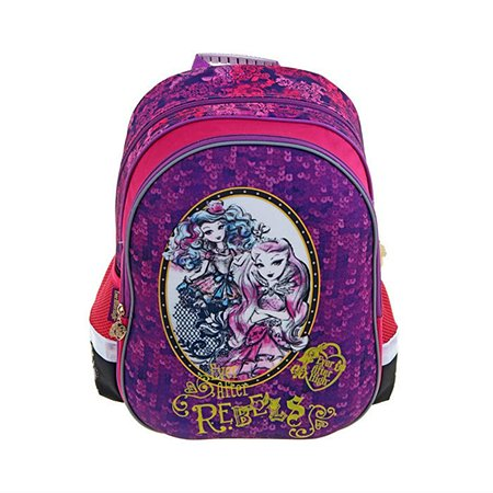 Ранец Barbie Super Bag EAH фиолетовый