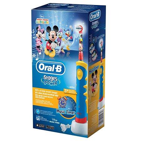 Зубная щетка Oral-B Микки электрическая CRS-80252731