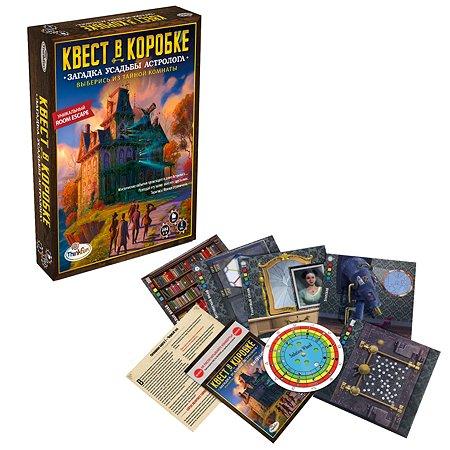 Игра Thinkfun Квест Загадка усадьбы астролога