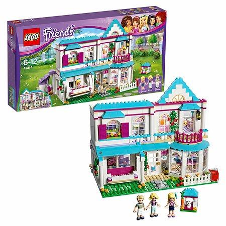 Конструктор LEGO Friends Дом Стефани (41314)