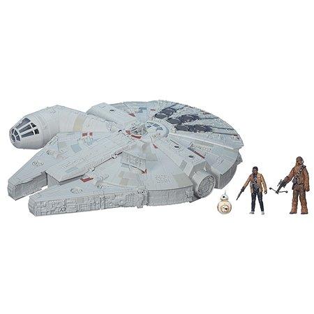 Флагманский корабль Star Wars Звездных войн с фигурками