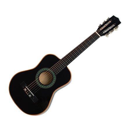 Гитара Ocie 76см Чёрная