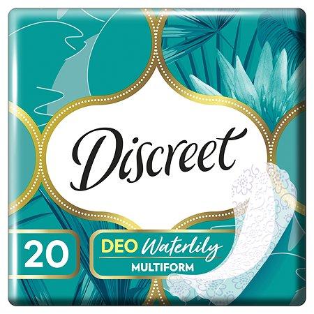 Прокладки Discreet Deo Water Lily 20шт